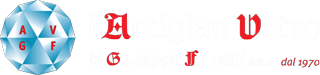ArtigianVetro Andria dal 1970 Logo